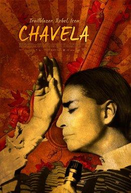 "Póster de ""Chavela"" (IMDb)"
